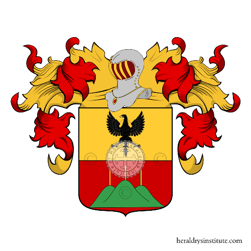 Coat of Arms of family Vena