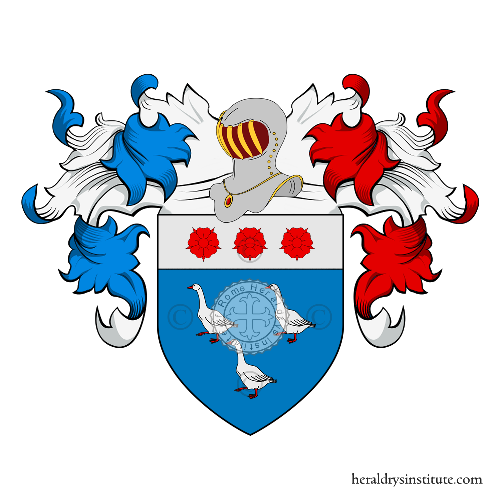 Coat of arms of family Mayaud ou Mayaudon
