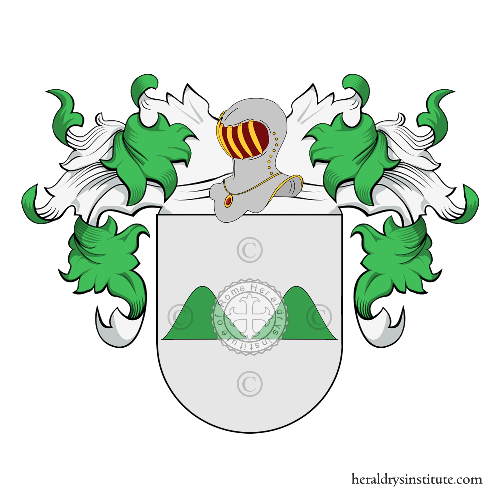 Coat of Arms of family Marcia o Márcia