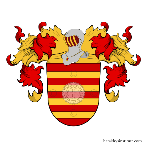 Coat of Arms of family Ferreira