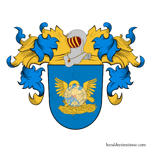 Coat of Arms of family Gomes