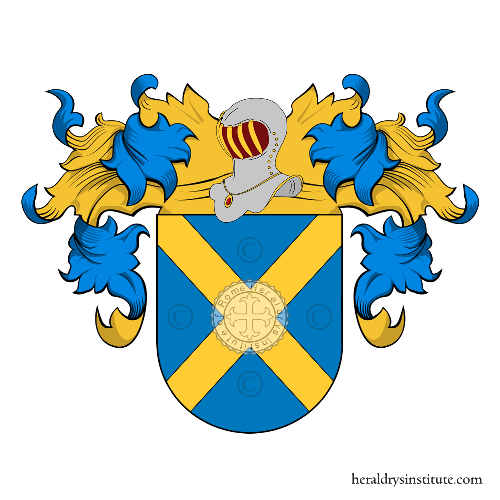 Coat of Arms of family Sara