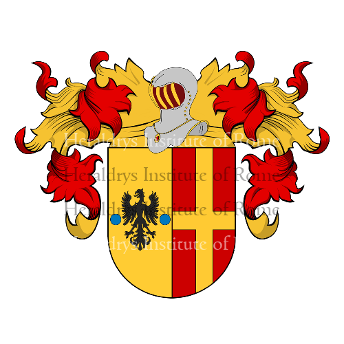 Coat of Arms of family Perdones