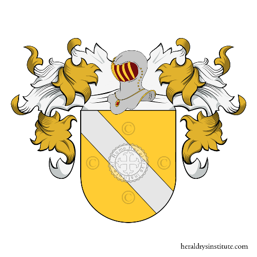 Coat of Arms of family Junes