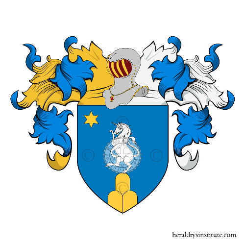 Coat of Arms of family Goffredo