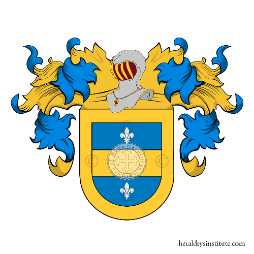 Coat of Arms of family Misael