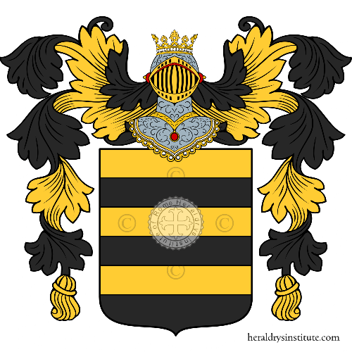 Coat of Arms of family Soresina