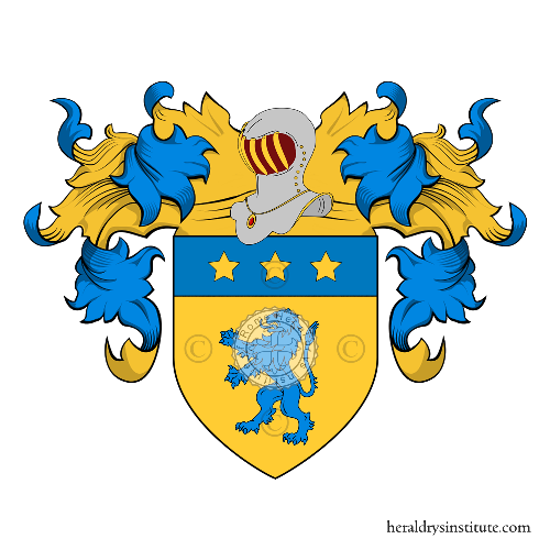 Coat of Arms of family Tortat