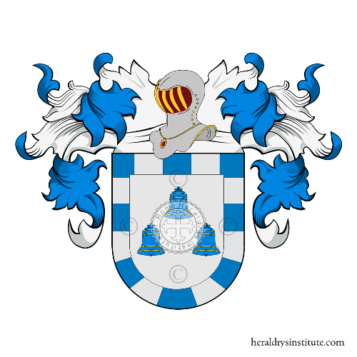 Coat of Arms of family Miracle