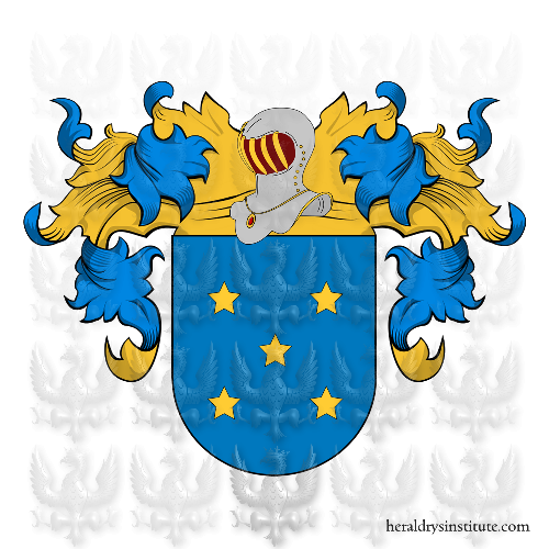 Coat of Arms of family Macedo