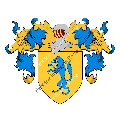 Coat of Arms of family Lovati