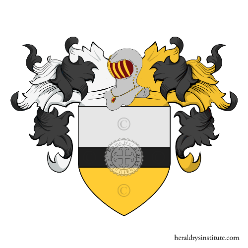 Coat of Arms of family Primiterra