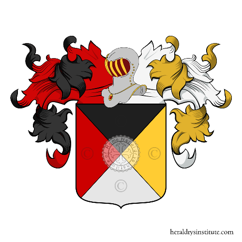 Coat of Arms of family Puppi