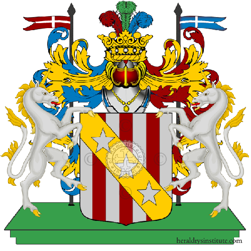 Coat of Arms of family Carrus
