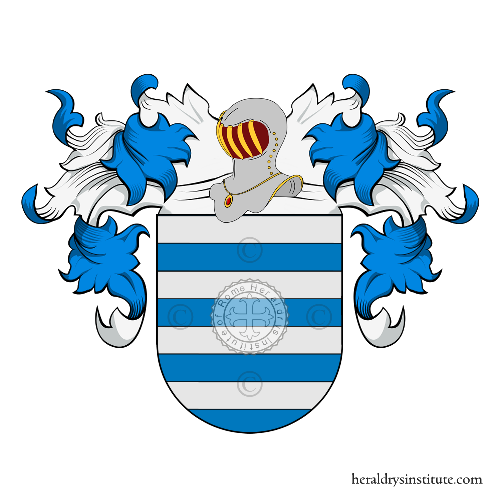 Coat of Arms of family Ones