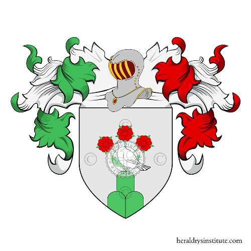 Coat of arms of family Palazzi (Arcevia, Roma, Milano)