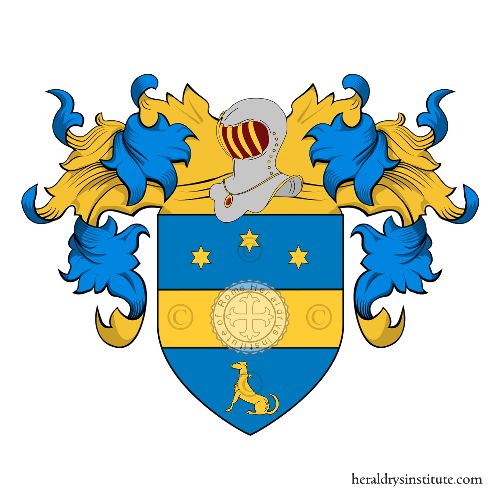 Coat of Arms of family Salta o Salto