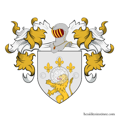 Coat of Arms of family Anzola (da)