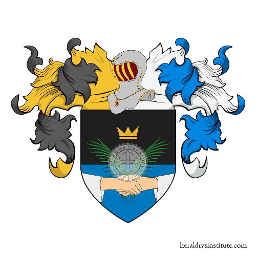 Coat of Arms of family Bonfà