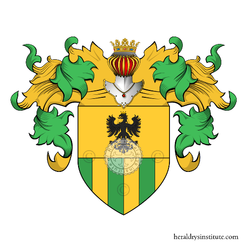 Coat of Arms of family Corti (de)