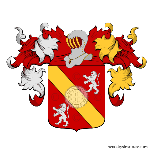 Coat of Arms of family Odoni o Oddoni