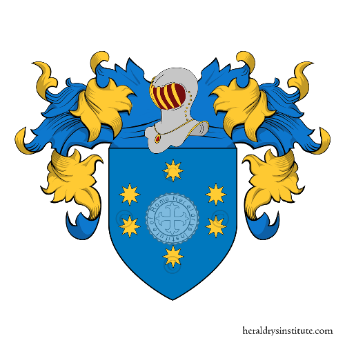Coat of Arms of family Pilli (Toscana)