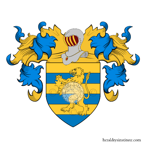 Coat of Arms of family Rizzoli (Trentino - Lombardia)