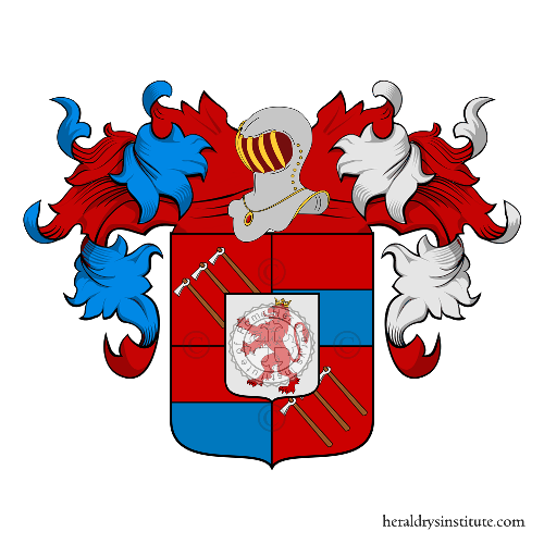 Coat of arms of family Freschi