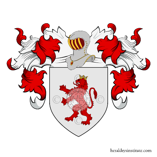 Coat of arms of family Freschi, David o Breschi