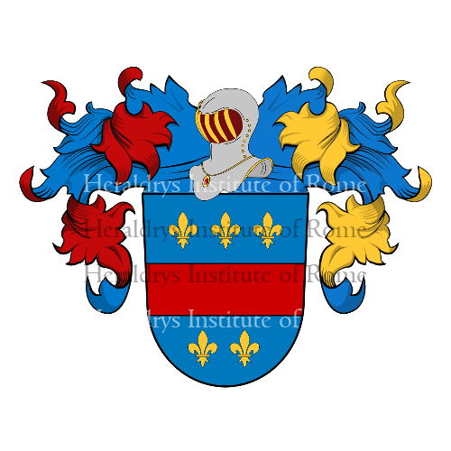 Familien-Wappen Leister (Germania)