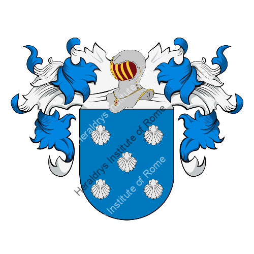 Coat of Arms of family Barboso