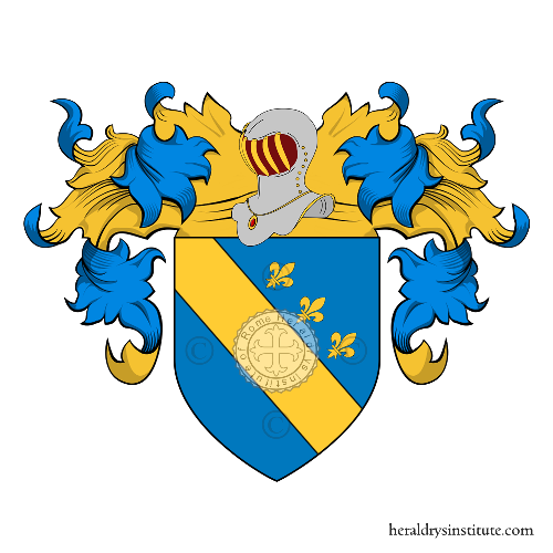 Coat of Arms of family Gabrielli (Fano)