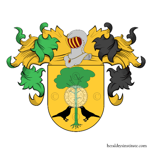 Coat of Arms of family Picornell