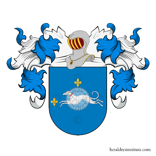 Coat of Arms of family Forma