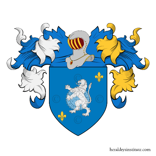 Coat of Arms of family Forma (di) (Napoli)