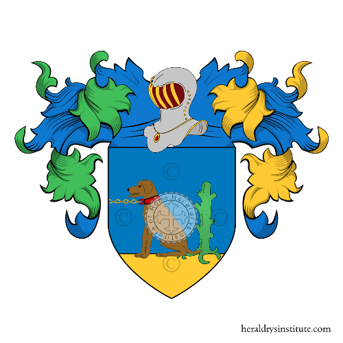 Coat of Arms of family Righetti