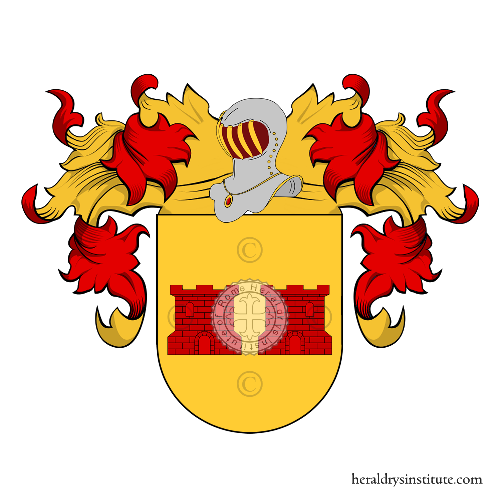 Coat of Arms of family Collar