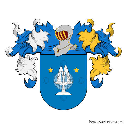 Coat of Arms of family Licea
