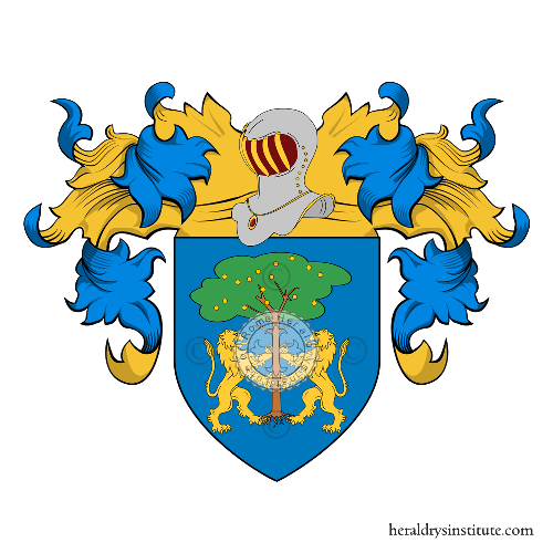 Coat of Arms of family Franceschi (Pisa)