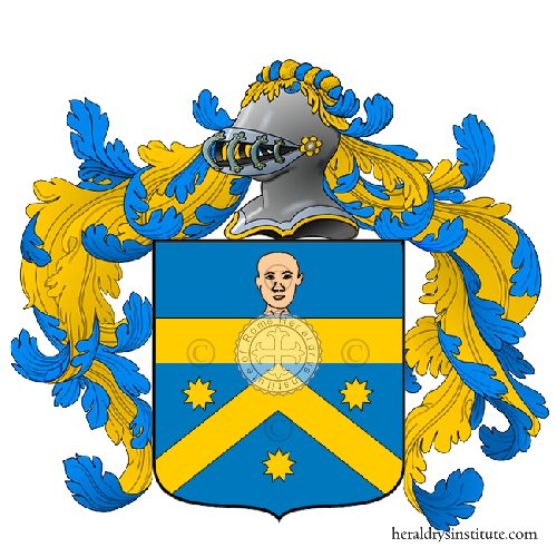 Coat of Arms of family Zaruso