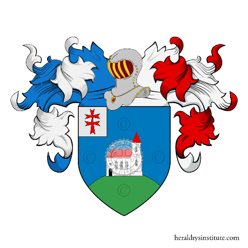 Coat of Arms of family Vattimo