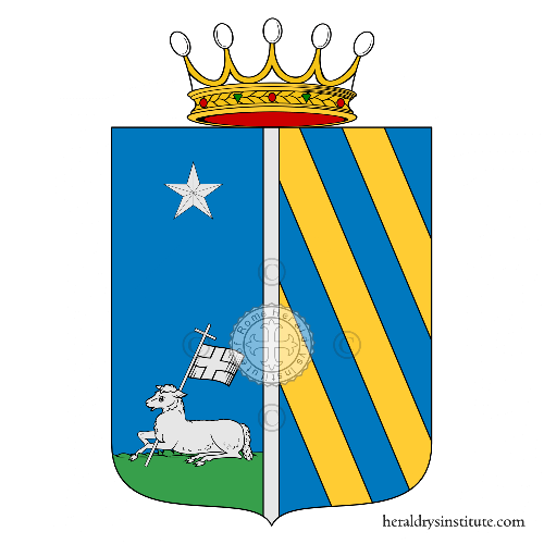 Coat of arms of family Marti