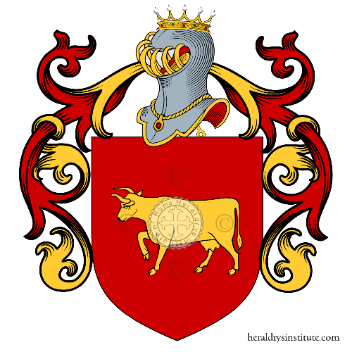 Coat of Arms of family Vaccaro