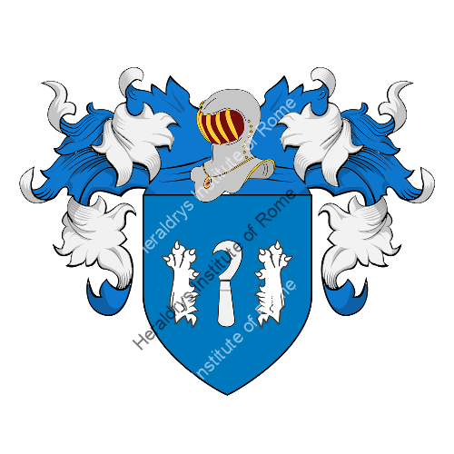 Coat of Arms of family Ronchi (Modena)