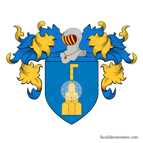 Coat of Arms of family Giannelli