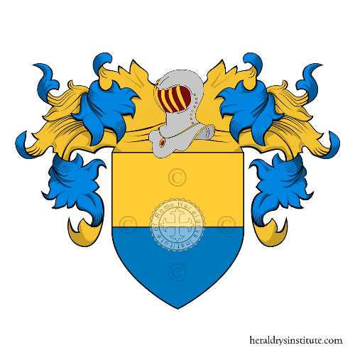 Coat of Arms of family Boidi (Alessandria)