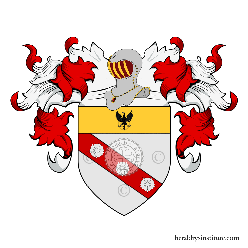 Coat of Arms of family Boidi (Milano)