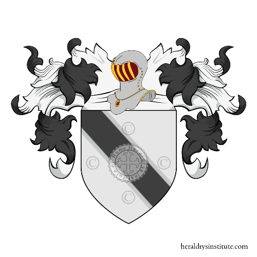 Familien-Wappen Onorati (Toscana)
