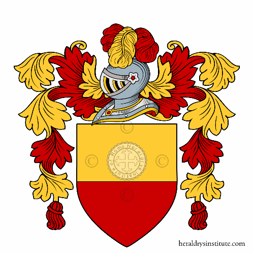 Coat of Arms of family Favero