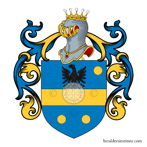 Coat of Arms of family Balanti